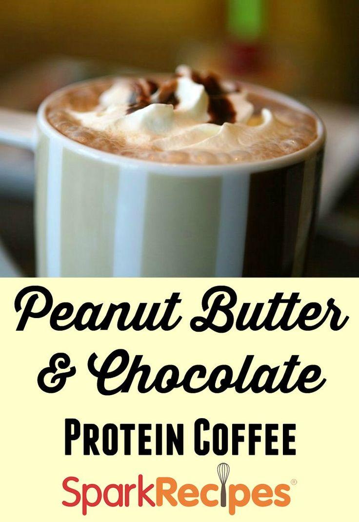 Chocolate pb2 protein coffee recipe recipe protein