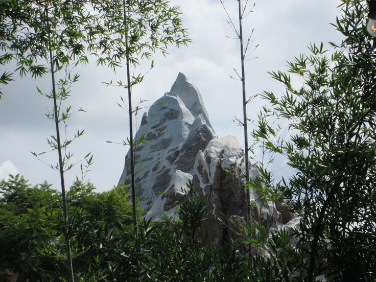 Expedition Everest, Animal Kingdom.