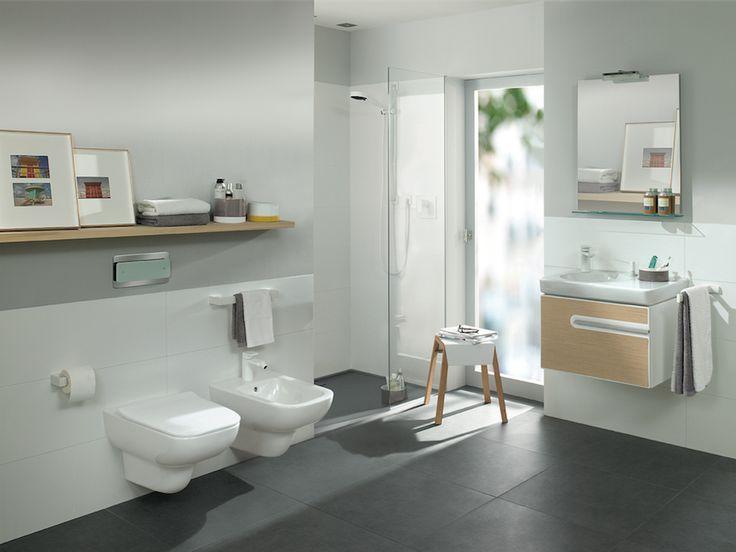 27 best Villeroy & Boch Sanitär images on Pinterest | Bathroom ...