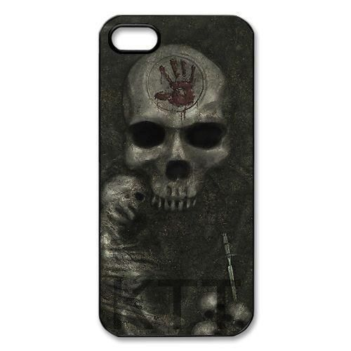 Skyrim confraternita del silicone Tpu Nero cell phone bags case cover for iphone 4S 5S 5C SE 6S 7 PLUS IPOD Samsung s3 HTC SONY