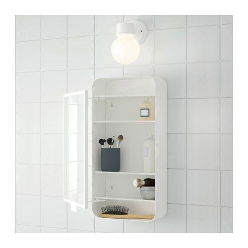Die besten 25+ Badezimmer spiegelschrank ikea Ideen auf Pinterest ... | {Spiegelschrank ikea bad 35}