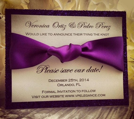 13 best pastor birthdayanniversary images on pinterest purple ribbon glitter save the date great for weddings sweet sixteens birthdays stopboris Choice Image