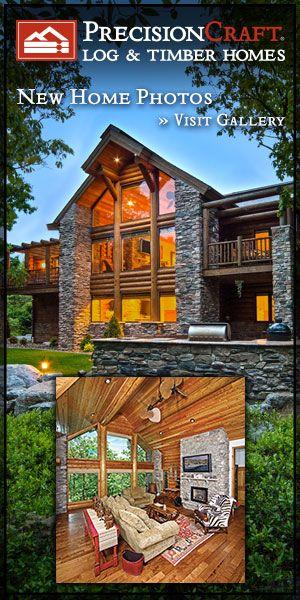 Expert advice: Choosing the correct wood species - Log Home Living