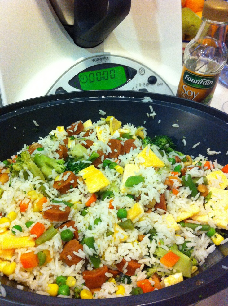 Fried Rice Thermomix Style