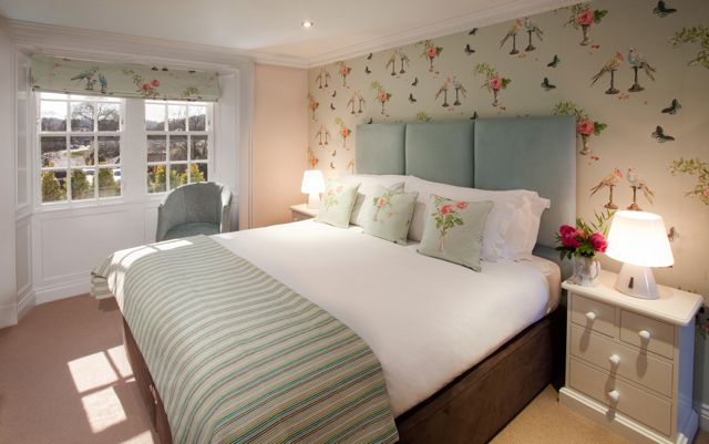 We have 51 rooms and suites at The Swan Hotel & Spa, Newby Bridge, including two suites with two bedrooms which are perfect for families or small groups. Spacious, comfortable and beautifully decorated, these suites are called 'Beatrix' and 'Potter' - named after the famous authoress and Lake District champion. http://www.swanhotel.com/