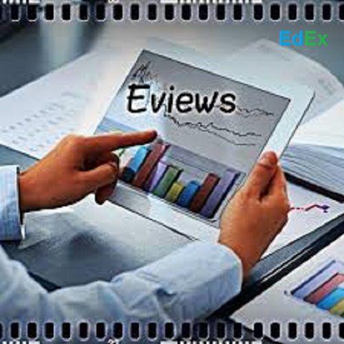 سامانه برون سپاری انجام پروژه | نرم افزار Eviews بخش سوم
