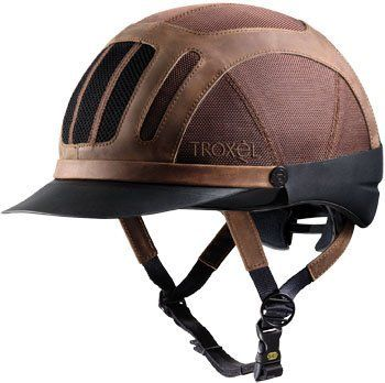 Troxel Sierra Western Riding Helmet by Troxel. $99.95. The Best-Selling Western Performance Helmet from Troxel! The Sierra is the first all-terrain helmet designed exclusively with the Western rider in mind. The Sierra offers riders ASTM/SEI certification coupled with rugged, outdoor Western styling. The helmet is designed to be ultra lightweight, extremely well-ventilated, and comfortable for long days in the saddle. Using Troxel's unique combination of the GPS II...