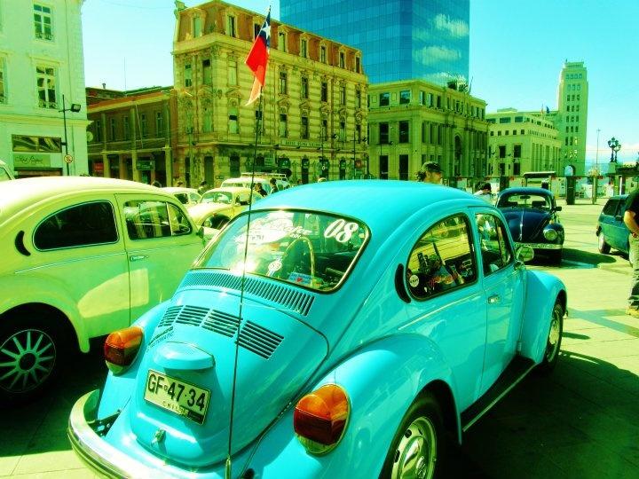 Valparaíso, foto de Caterina Pinto