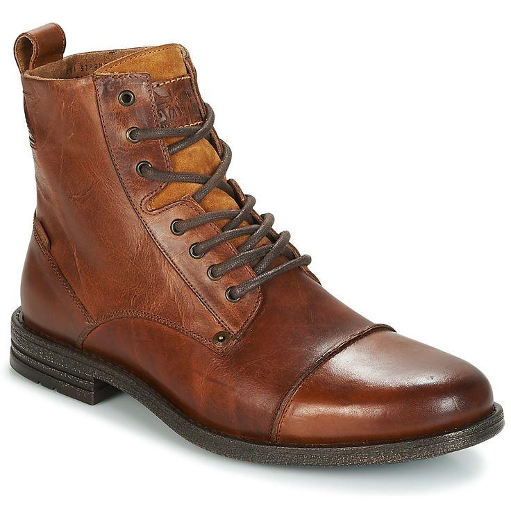 Levi's EMERSON Boots Marron pour Homme