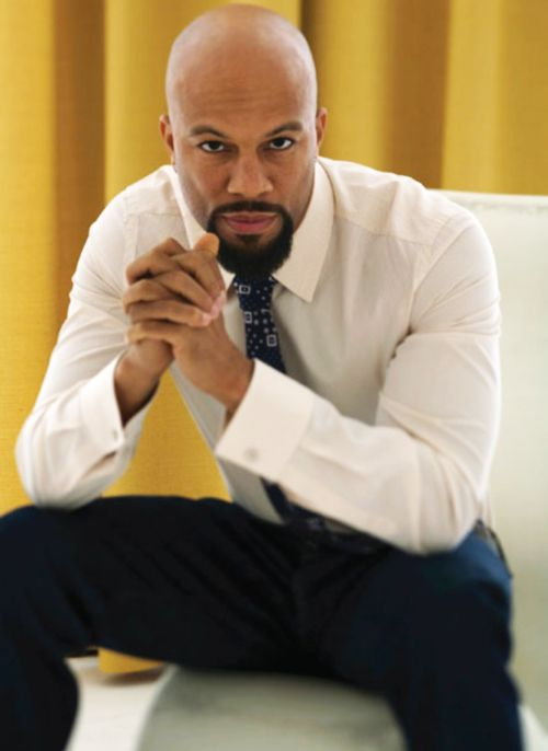 Common is the Sexiest man in the Hip Hop Game! He spits fire lyrically as well! WoW!