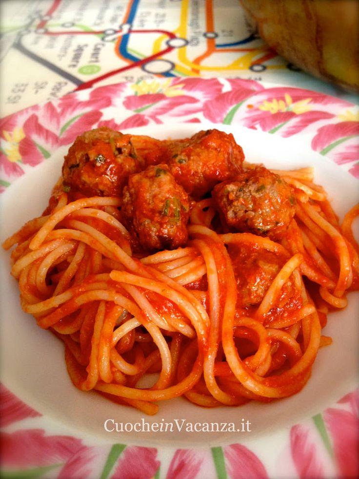 The Real Italian Spaghetti Meatballs Sauce!