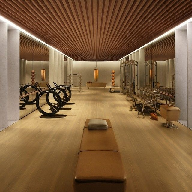 Best 25+ Gym design ideas on Pinterest