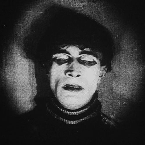 From The Cabinet of Doctor Caligari (1920).