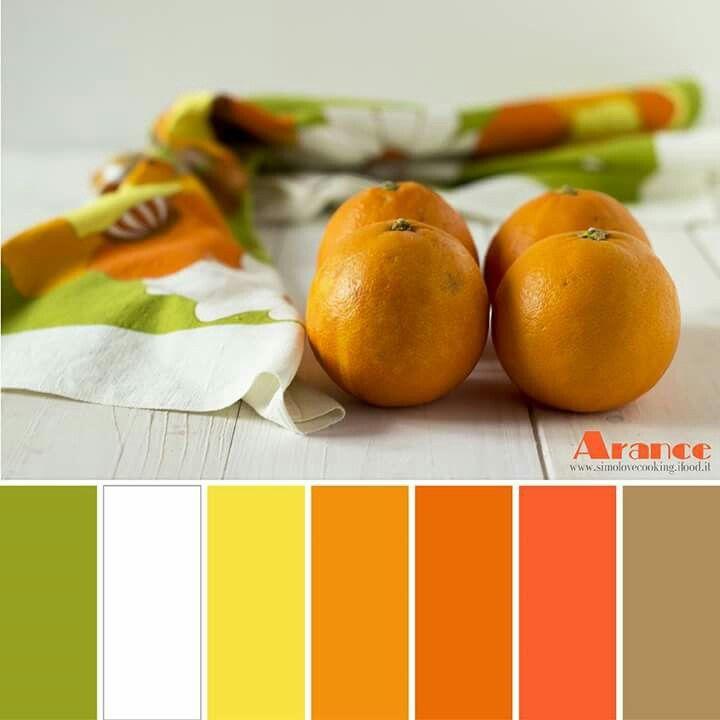 Arance - Orange