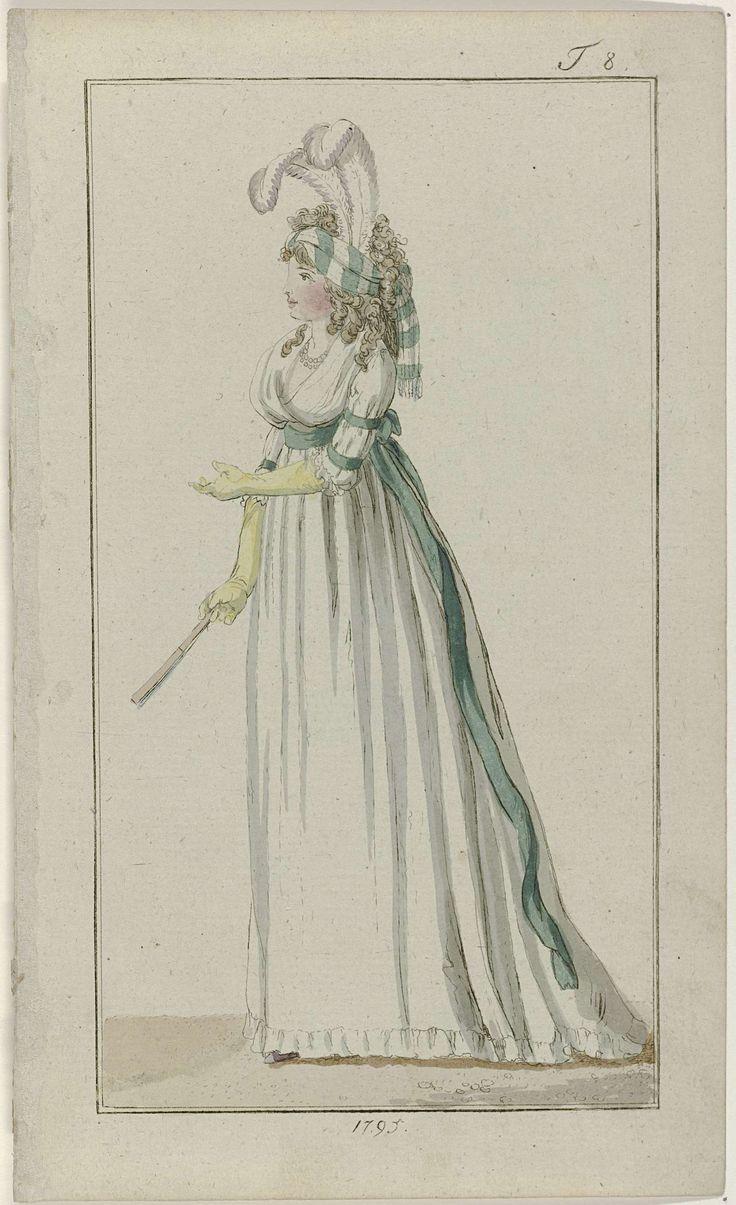 Journal des Luxus und der Moden, 1795, T 8, Georg Melchior Kraus, 1795