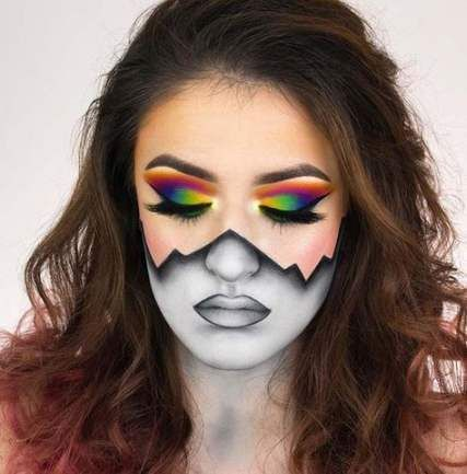 makeup ideas creative special effects 52 super ideas