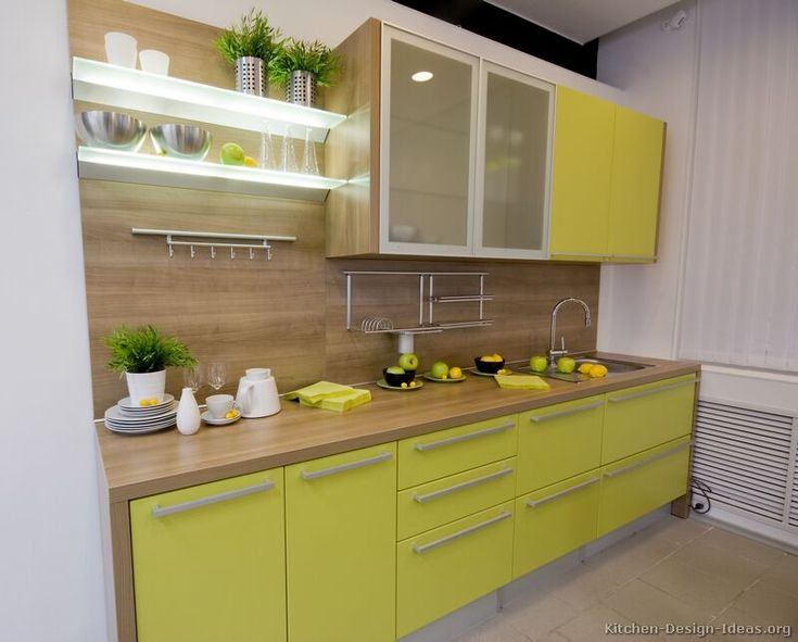 Best 133 Best Images About Green Kitchens On Pinterest Modern 400 x 300