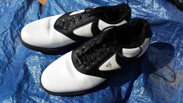 Dunlop Biomimetic 100 Mens Golf Shoes UK size 10