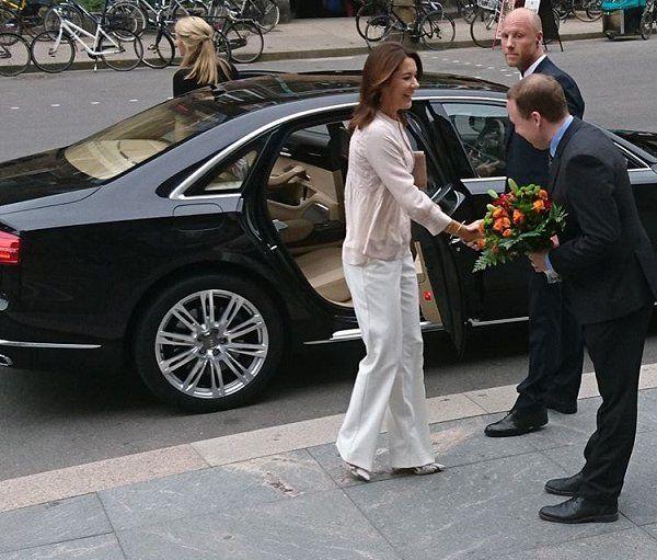 Royals & Fashion: La semaine de la princesse Mary