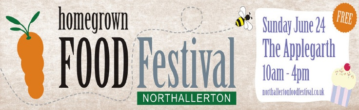 Homegrown Food Festival Northallerton