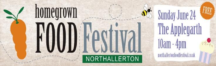 Homegrown Food Festival Northallerton