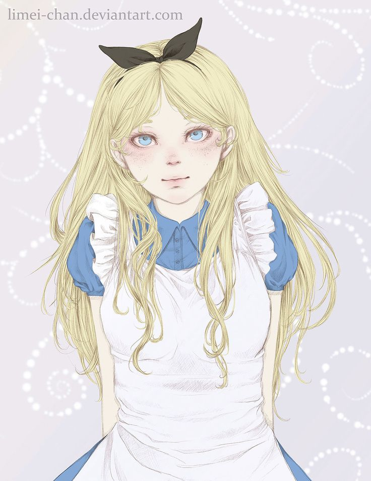 Alice by Limei-chan on DeviantArt