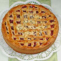 Linzer Torte aus Mürbteig, ein tolles Rezept aus der Kategorie Kuchen…