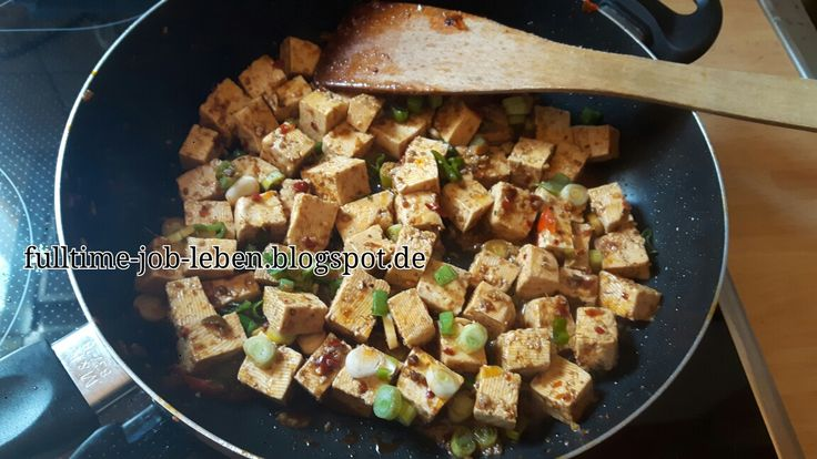 9 best Mapo Tofu images on Pinterest Instagram, Tofu and Comment - meine vegane küche