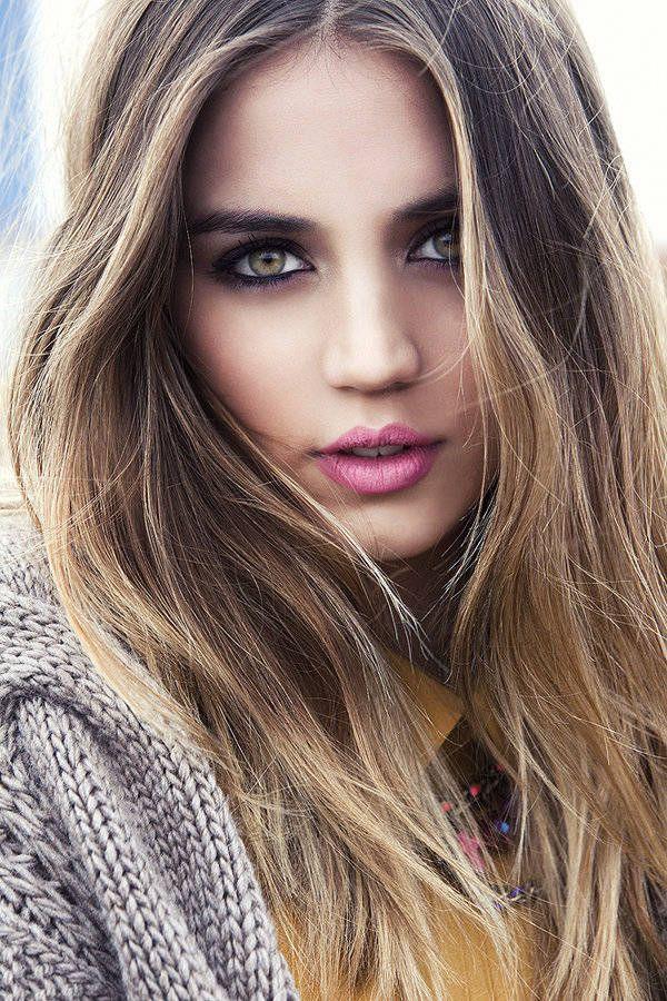 77 Best Images About Ana De Armas ♡ On Pinterest Makeup