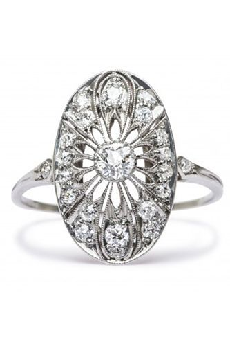 20 Engagement Rings For Unique Brides #refinery29  http://www.refinery29.com/58904#slide-16  ...