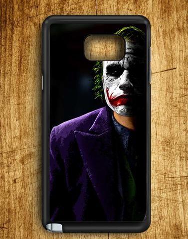Joker Black Shadow Samsung Galaxy Note Edge Case