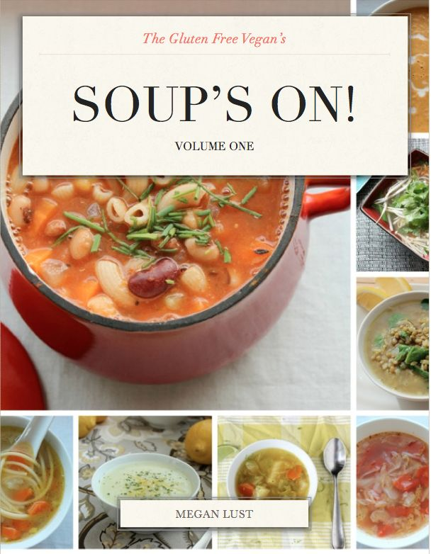 DIY Ranch dressing mix Soup's On - Volume 1 | The Gluten Free Vegan