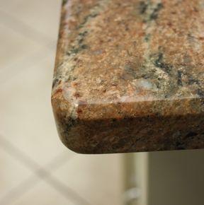 Eased Edge Granite Countertop Google Search Zkitchen