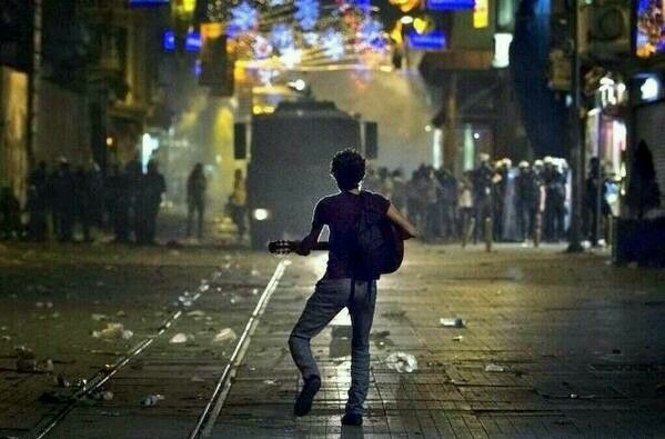 Türkiye - Gezi Direnişi