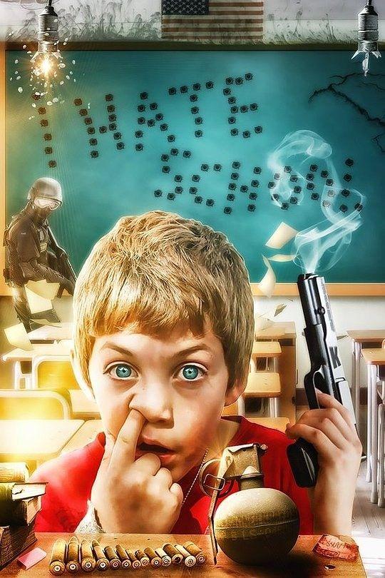 I Hate School by Saif Kratos