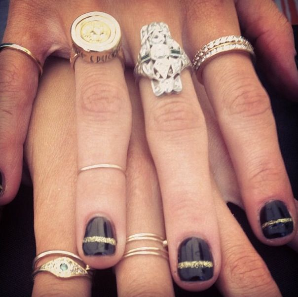 Katie Cassidy Jewelry Rings Engagement Rings