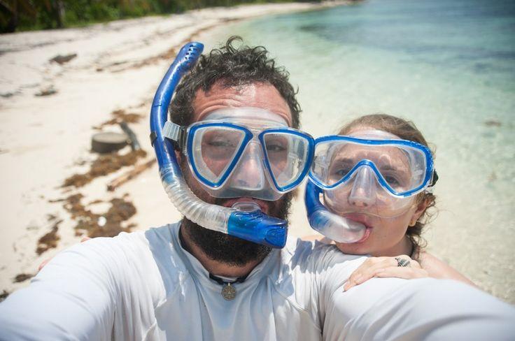 Visiter le Panama, une destination à ne pas manquer (Detour Local) -> Êtes-vous prêt pour du snorkelling dans les San Blas au Panama? www.detourlocal.com/que-faire-panama-destination/