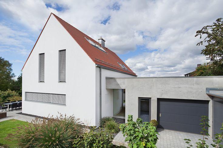 Berschneider + Berschneider, Architekten BDA + Innenarchitekten, Neumarkt: Wohnhaus W (2009), Neumarkt i.d.OPf.