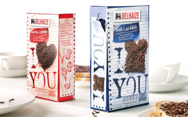 Quatre Mains is 'packaging with love'. 