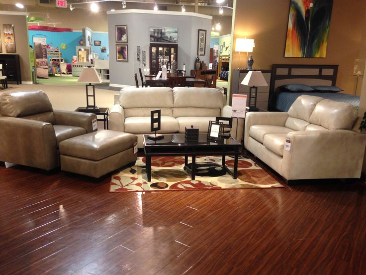 Kaylor Durablend Living Room  This set at Ashley Furniture in Richland  WA. 14 best The Works 14 Piece Packages images on Pinterest   Sofas