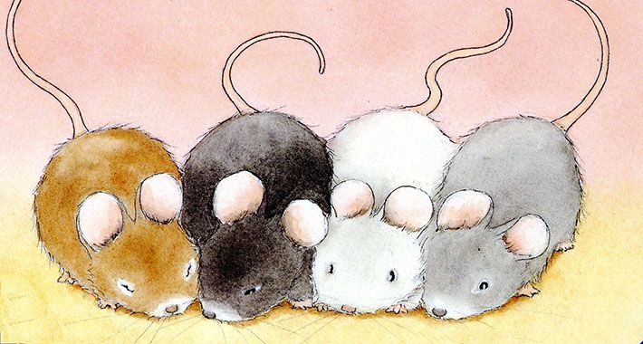 Squeak! Squeak! While mice in your kitchen might make you jump, drawing mice on a page isn't nearly as squirm-worthy. Learn some of the basics for drawing adorable mice right here.