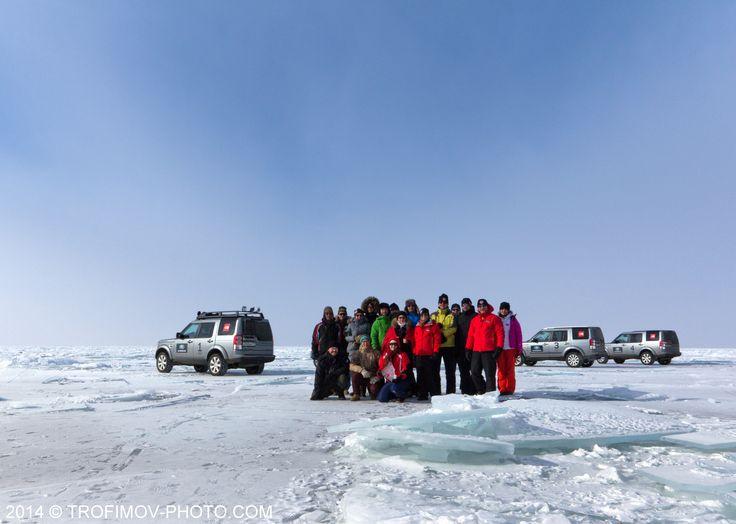 Land Rover – Жизнь как открытие - Байкал