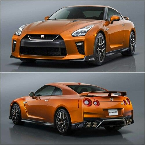 New Nissan GT-R 2017 565HP!