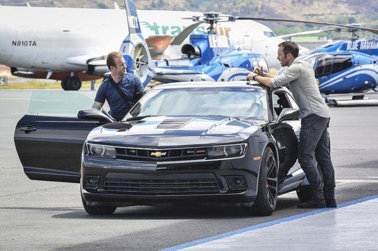 Danny S Camaro Hawaii Five O Modern Muscle Cars Camaro