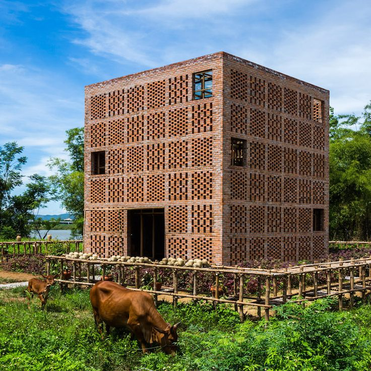 Bricks Studio: 310 Best Perforated Brick (screen) Wall Images On