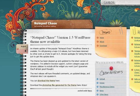 27 best Wordpress themes images on Pinterest | Wordpress template ...