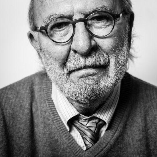 Jean-Pierre Marielle (1932) - French actor. Photo © David Morganti - 2013