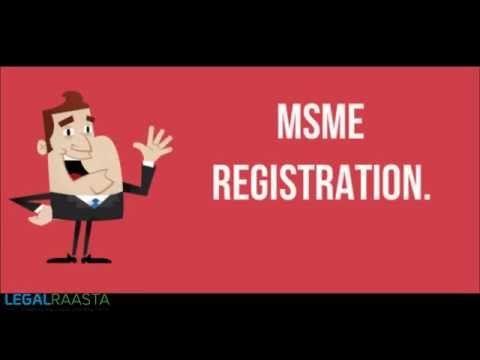MSME Registration.