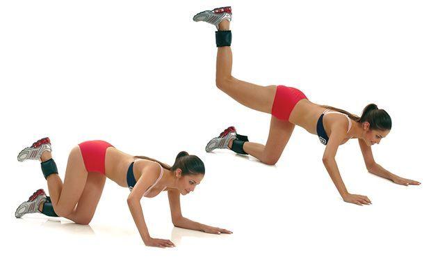 Bumbum durinho em 5 minutos com 6 exercícios