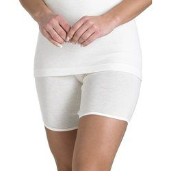 Mettre sous robe blanche transparente